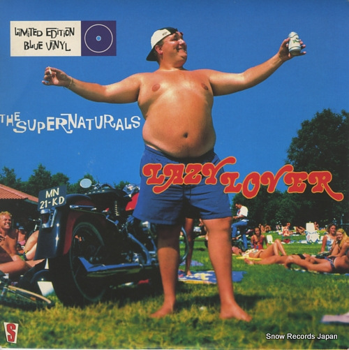 SUPERNATURALS, THE lazy lover FOOF85 - front cover