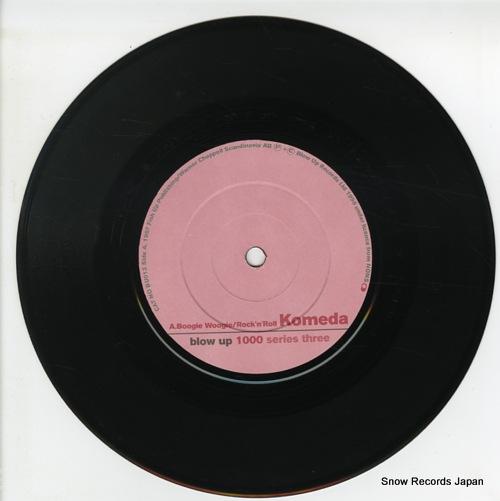 KOMEDA boogie woogie/rock'n'roll BU013 - disc
