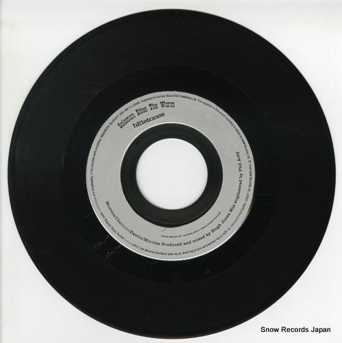 BLUETONES, THE solomon bites the worm BLUEX007 - disc