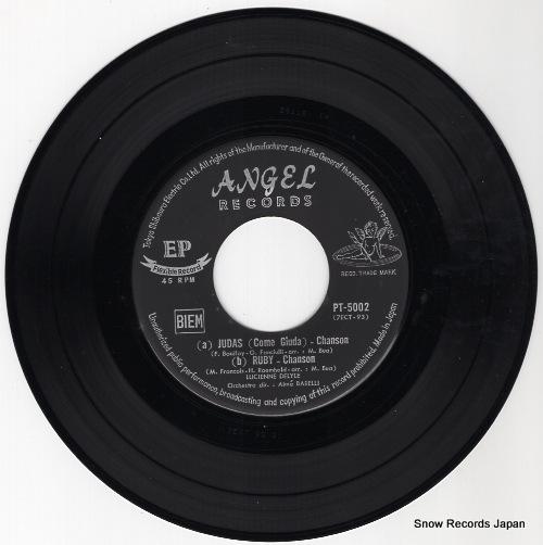DELYLE, LUCIENNE judas PT5002 - disc