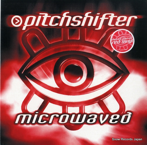 PITCHSHIFTER microwaved GFS22346 - front cover