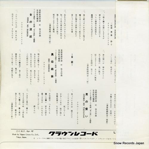 SASA MIDORI shitamachi sodachi