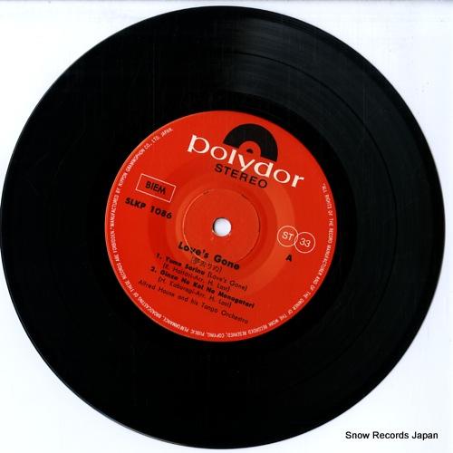 HAUSE, ALFRED love's gone SLKP-1086 - disc