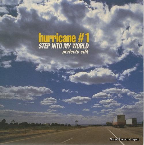 HURRICANE #1 - step into my world - 45T x 1
