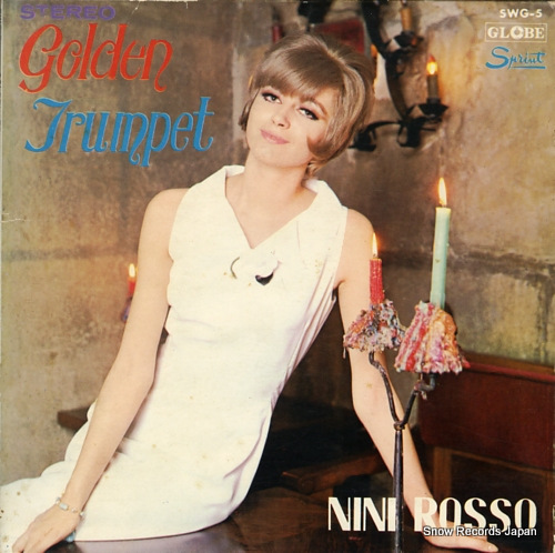 ROSSO, NINI golden trumpet SWG-5 - front cover