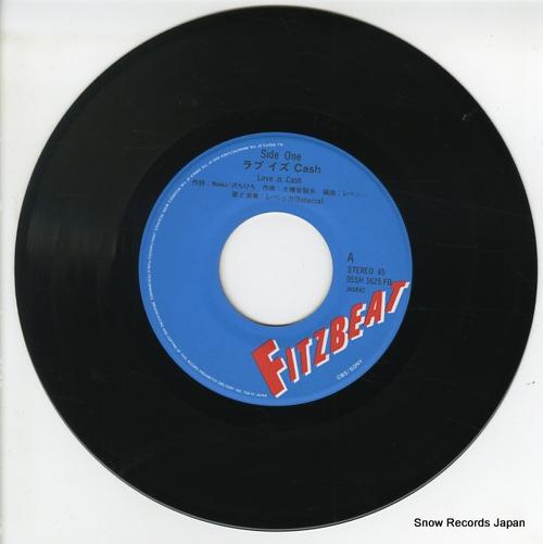 REBECCA love is cash 05SH1625 - disc