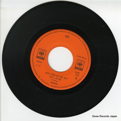 SANTANA every step of the way SOPB238 - disc