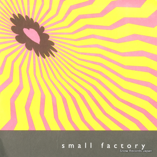 SMALL FACTORY so what about love NARC005 - front cover