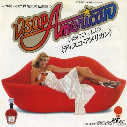 DISCO J.J.S. v.s.o.p american EWR-20494 - front cover