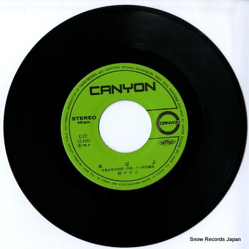 KEN, NAOKO abayo C-22 - disc