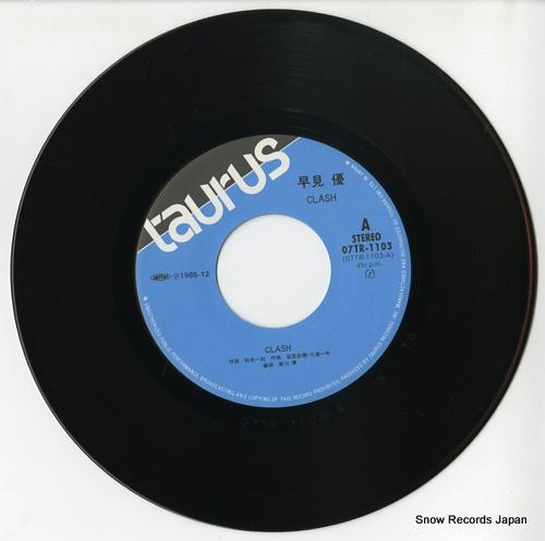 HAYAMI, YOU clash 07TR-1103 - disc
