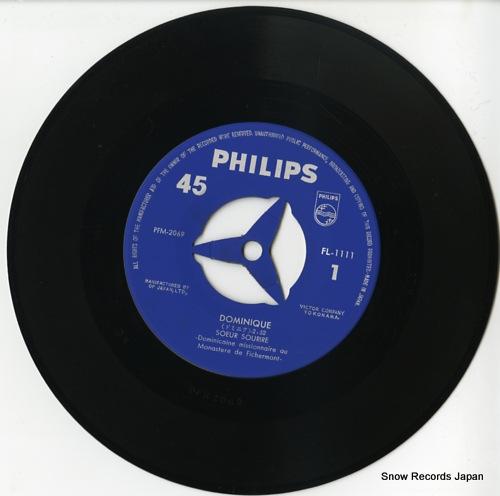 SOEUR SOURIRE dominique FL-1111 - disc