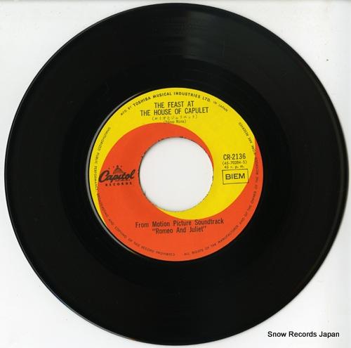 ROTA, NINO romeo and juliet CR-2136 - disc