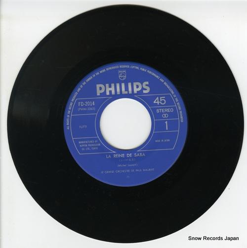 MAURIAT, PAUL la reine de saba FD-2014 - disc