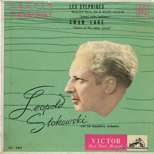 STOKOWSKI, LEOPOLD les sylphides:walz no. 1 in e flat major