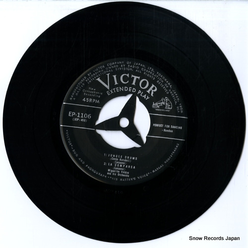 V/A perfect for dancing -rumbas EP-1106 - disc