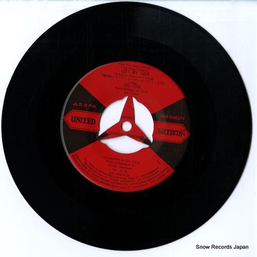 SOUNDTRACK i left my love UAT-1008 - disc
