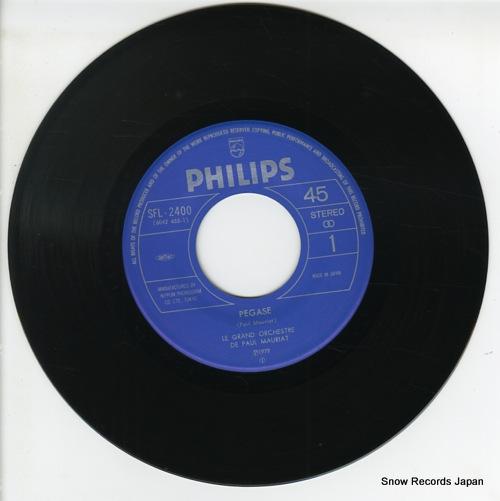 MAURIAT, PAUL pegase SFL-2400 - disc