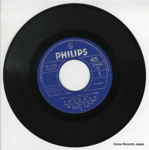FINGER 5 AKIRA tsubasa ga areba FS-1795 - disc