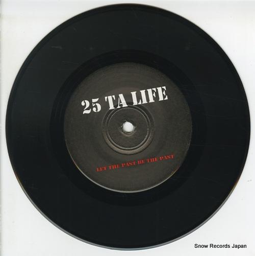 25 TA LIFE / SLANG never tear us apart JO99-48 - disc