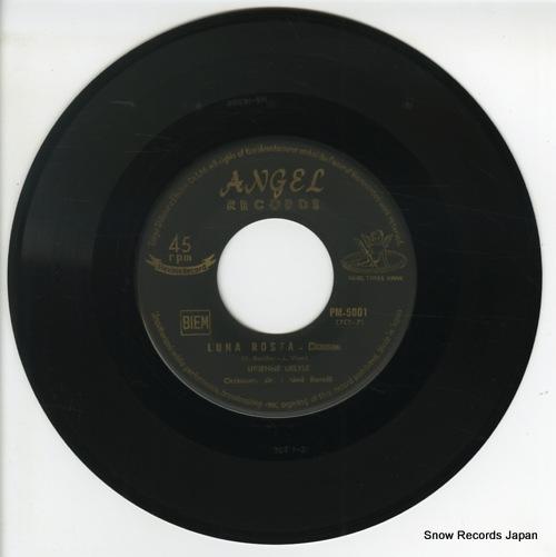 DELYLE, LUCIENNE luna rossa PM5001 - disc