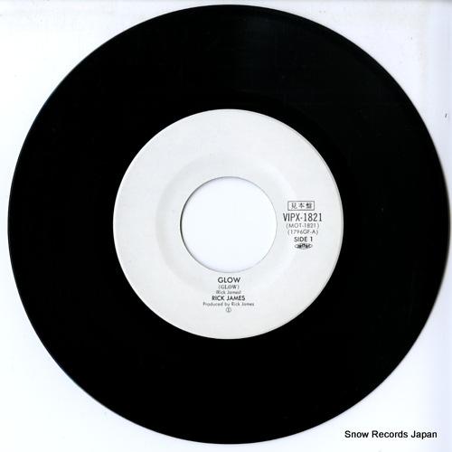 JAMES, RICK glow VIPX-1821 - disc