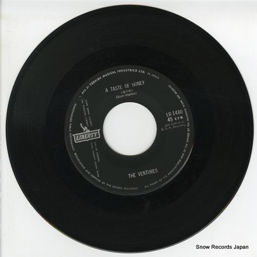 VENTURES, THE a taste of honey LR-1480 - disc