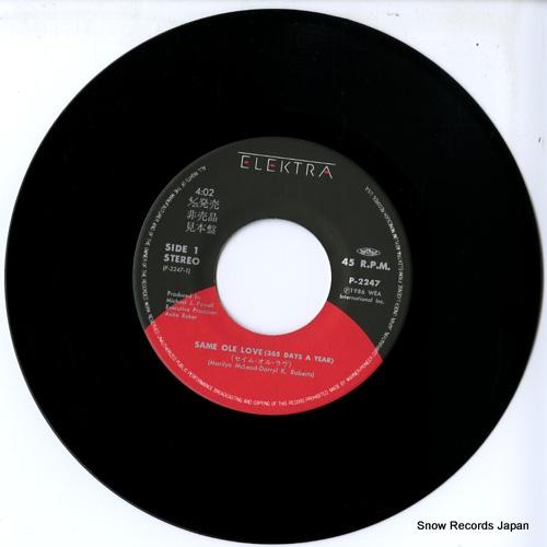 BAKER, ANITA same ole love(365 days a year) P-2247 - disc