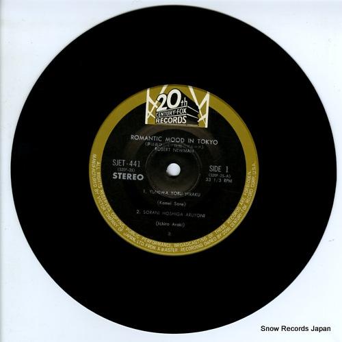 NEWMAN, ROBERT romantic mood in tokyo SJET-441 - disc