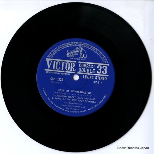 WINTERHALTER, HUGO best of winterhalter SCP-1223 - disc