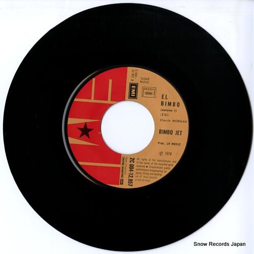 BIMBO JET el bimbo C004-12957 - disc