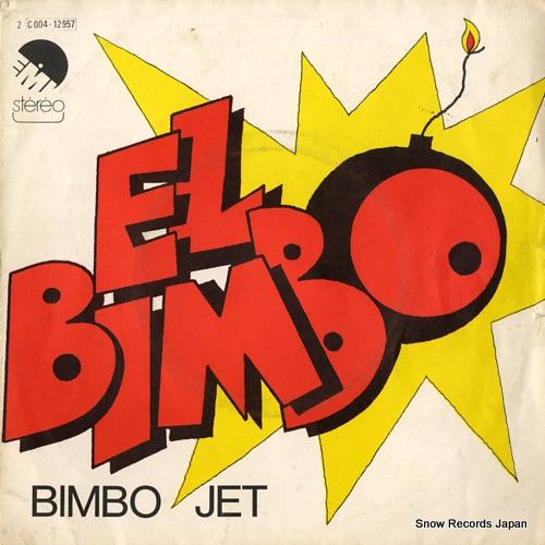 BIMBO JET el bimbo C004-12957 - front cover