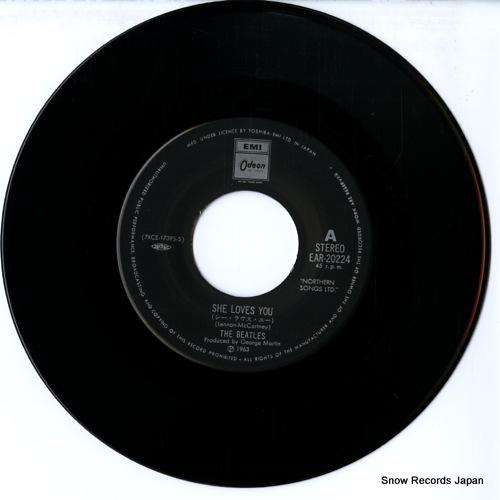 BEATLES, THE she loves you EAR-20224 - disc