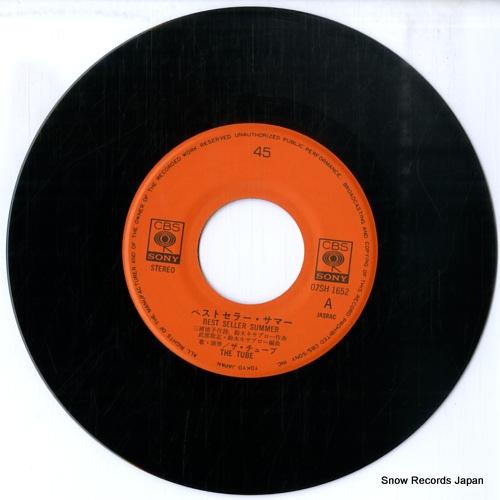 TUBE, THE bestseller summer 07SH1652 - disc