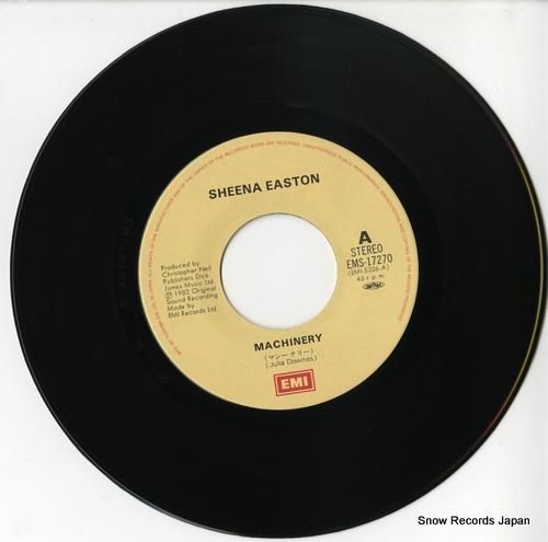 EASTON, SHEENA machinery EMS-17270 - disc