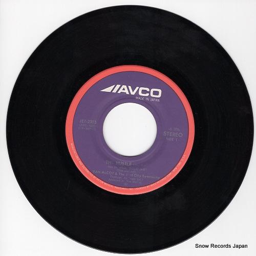 MCCOY, VAN, AND THE SOUL CITY SYMPHONY the hutsle JET-2313 - disc