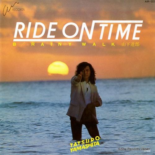 山下達郎 ride on time AIR-503