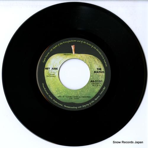 BEATLES, THE hey jude AR-2121 - disc