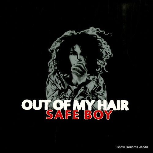 OUT OF MY HAIR safe boy 74321329327 - front cover