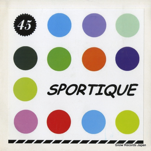 SPORTIQUE tiny clues WIAIWYA8 - front cover