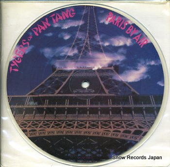 TYGERS OF PAN TANG paris by air