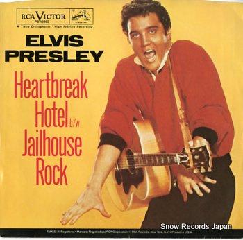 PRESLEY, ELVIS heartbreak hotel