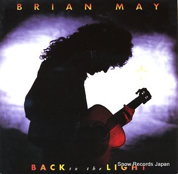 MAY, BRIAN back to the light