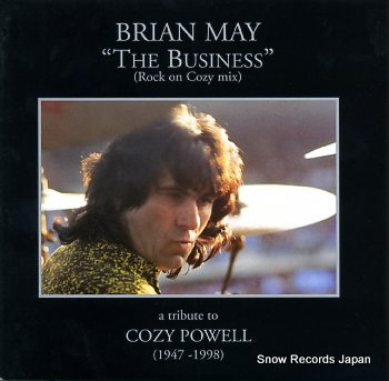 MAY, BRIAN business, the