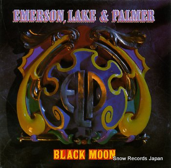 EMERSON, LAKE & PALMER black moon