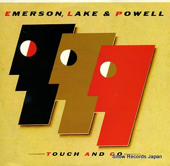 EMERSON, LAKE & POWELL touch and go