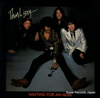 THIN LIZZY waiting for an alibi