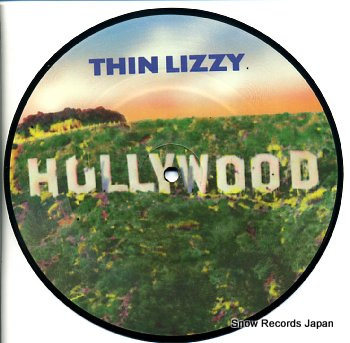 THIN LIZZY hollywood(down on your luck)