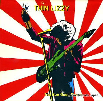 THIN LIZZY sun goes down, the