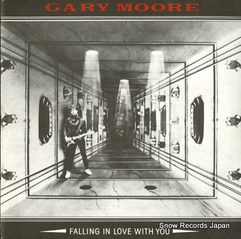 MOORE, GARY falling in love with you